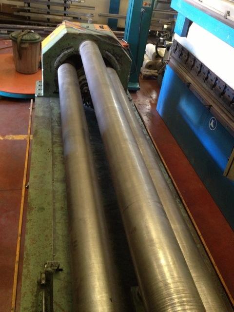 Cilindro hidráulico Imcar de 3.100x6/8mm