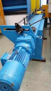 Curvadora de tubos Amob MDH-60/8