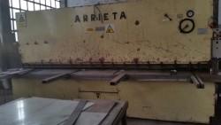 Cizalla hidráulica Arrieta