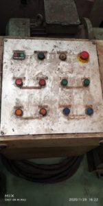 Panel de mandos cilindro Epart