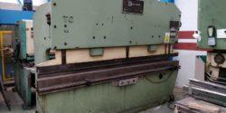Plegadora hidráulica Casanova de 3000x75t