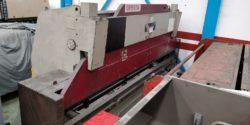 Plegadora hidráulica Casanova de 4100x100t