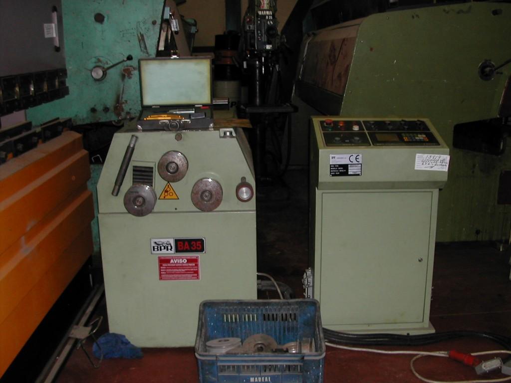 BPR-BA35 CNC