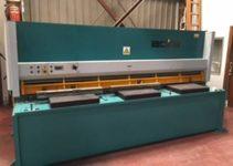 Cizalla hidráulica Adira GHS-1030 de 3.100x10mm