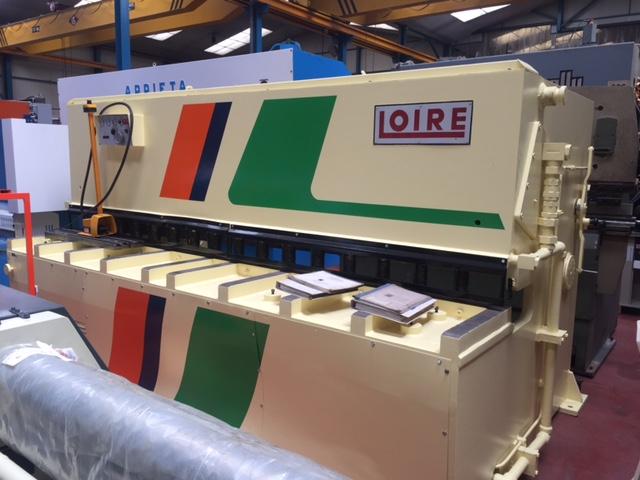 Cizalla Loire CHP-1031 de 3100x10mm