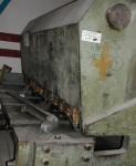 Cizalla hidráulica Pasbi de 2.000x10mm