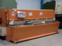 Cizalla hidráulica Ajial CB-1030 de 3.050x10mm