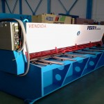 Cizalla hidráulica Ferry CHV-306 de 3.000x6mm