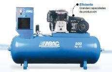 Compresor Abac Pro con secador integrado