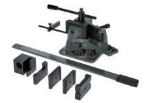 Curvadora manual de pletinas y perfiles FTX-70