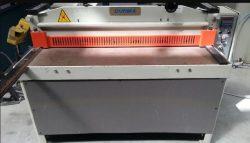 Cizalla mecánica Durma RGM 1303 de 1.300x3mm