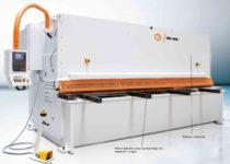Cizalla hidráulica de corte vertical CNC HVR