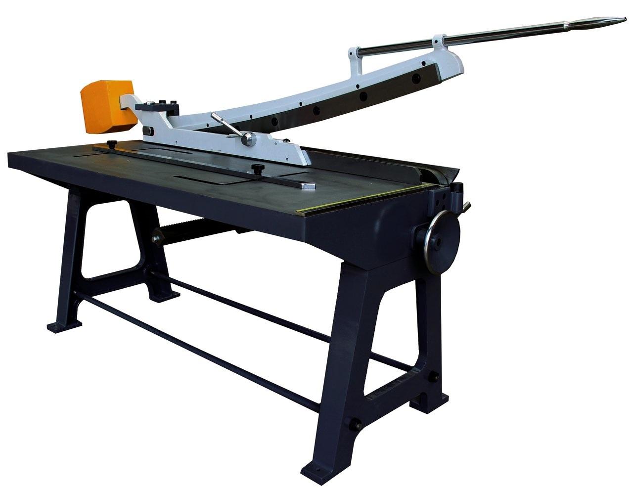 Cizalla guillotina for Cizalla manual para metal