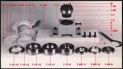 Equipo de diámetros mayores para GEKA HYD-110