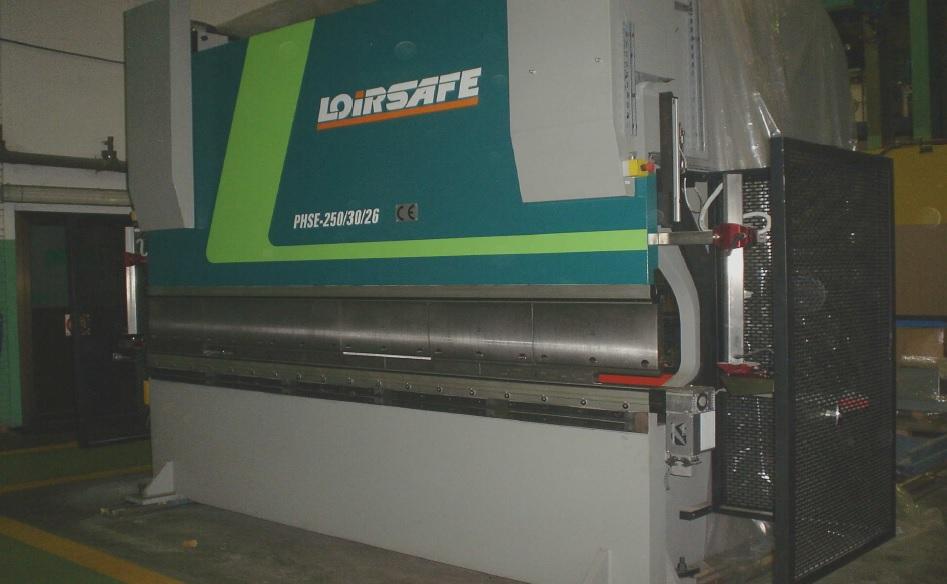 LOIRE PHSE250-30 CNC 5EJES NUEVA