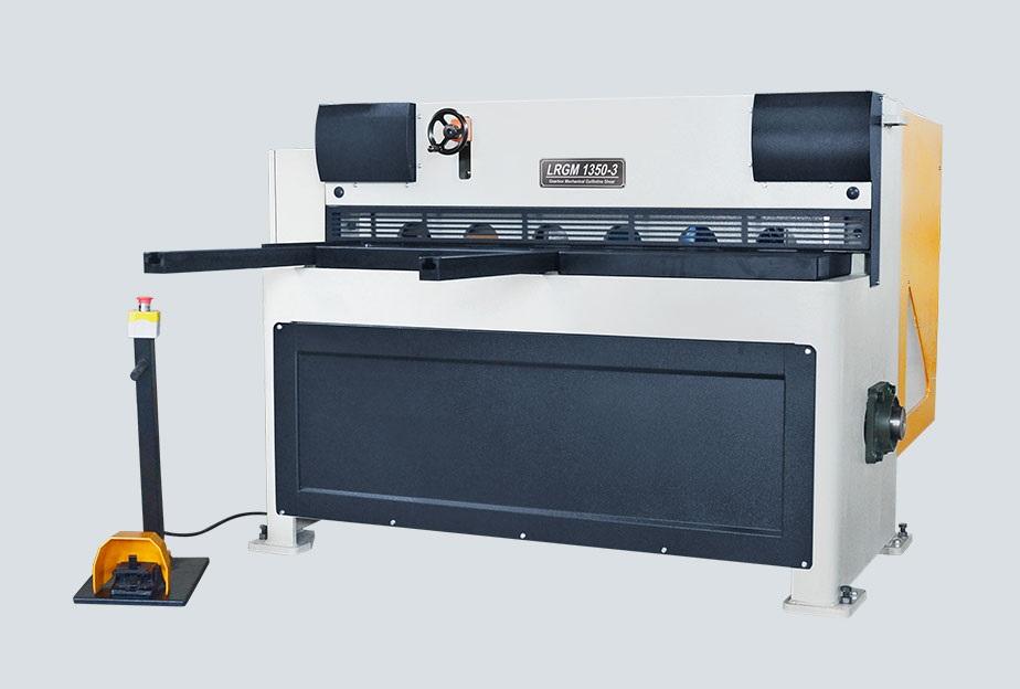 Cizalla electromecánica LRGM-1350x3
