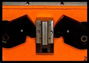 Sistema de paralelismo mecánico Mebusa