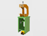 Prensa neumática para aluminio PN 4000R