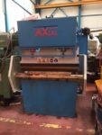Plegadora Axial 1200x35