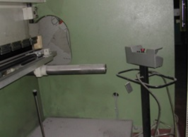 PlegadoraHidraulicaGuifilHCS40110Synchro_Pedal