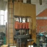 Prensa hidráulica Ajial PVD100