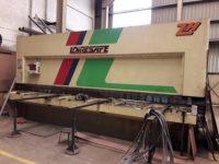 Cizalla hidráulica Loire CHP-136 de 6000x13mm