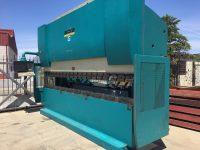 Plegadora electrónica Adira 4000x175t